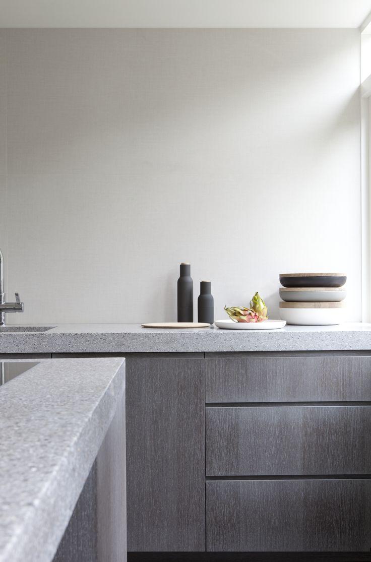 Mansion The Hague; kitchen; design Remy Meijers