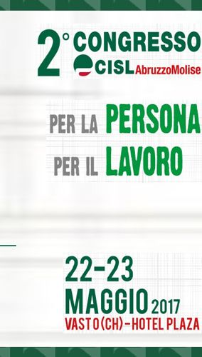 2 Congresso CISL AbruzzoMolise