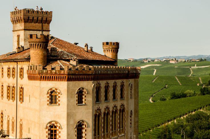 Castello Falletti - Barolo (Cuneo) - Piemonte. 44°37′00″N 7°56′00″E