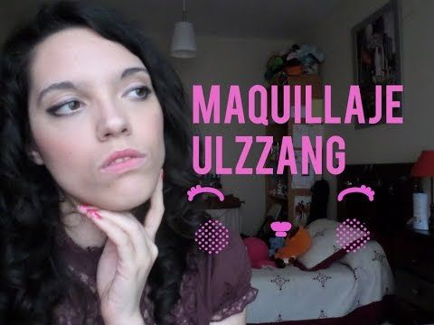 Maquillaje ulzzang | PrettyMakeUP Love - YouTube
