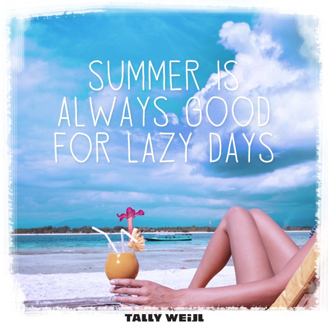 Summer Best Quotes: 25+ Best Lazy Day Quotes On Pinterest