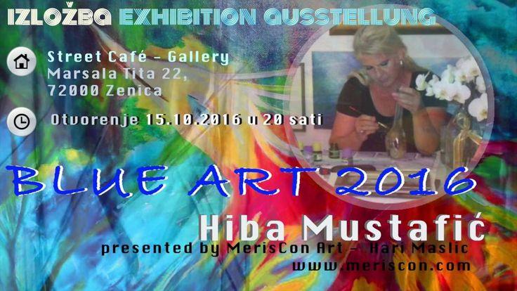 Exhibition Blue Art 2016