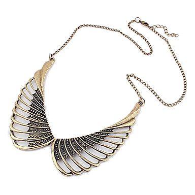 náhrdelník křídla
