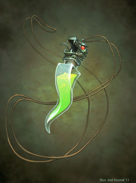 Anti Venom Vial by joelhustak.deviantart.com on @DeviantArt