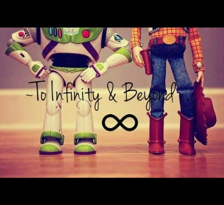 Toy Story. My FAVORITE Disney/Pixar movie. <3