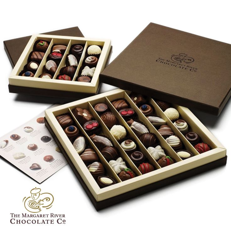 Using quality materials and finishes to create a a premium truffle gift box.