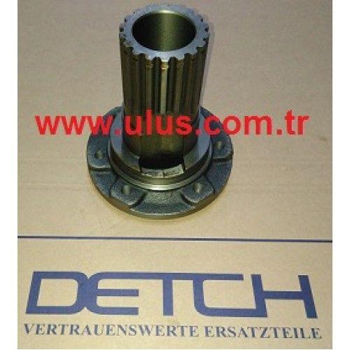 711-47-42521 Şaft Komatsu tork şaftı
