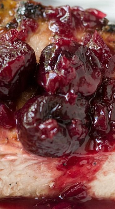 ... about Cherry Sauce on Pinterest | Roast Duck, Cherries and Sour Cherry