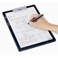 DigiMemo Digital Writing Pad by ACECAD : ErgoCanada - Detailed Specification Page