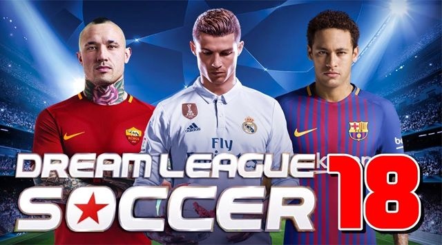 Download Dream League Soccer 2018 Mod Apk Terbaru Unlimited Money