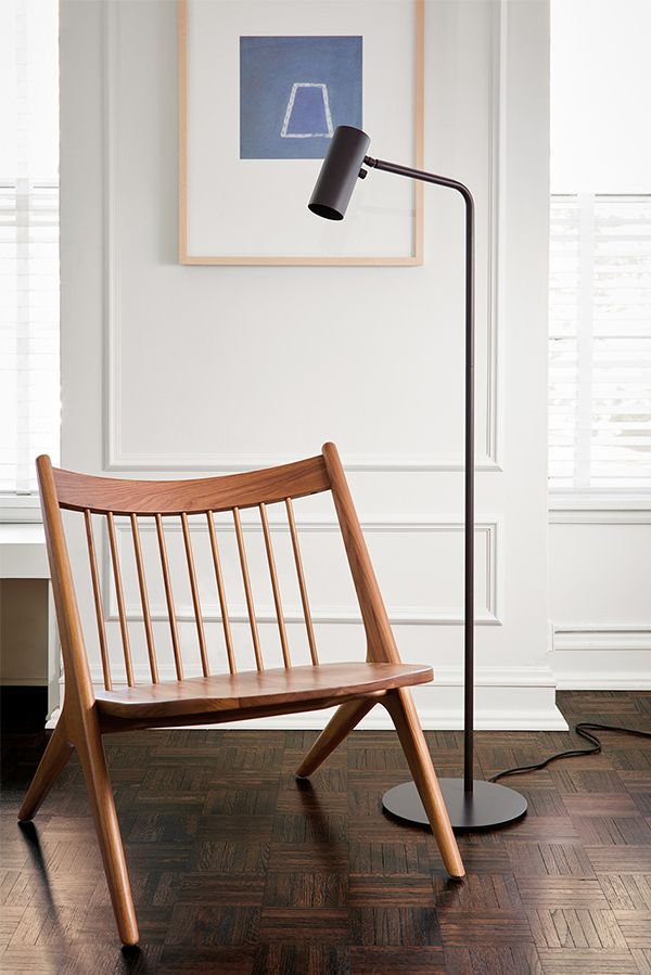 Featuring an iconic, mid-century modern essence, we designed Chronicle to provide focused light where you need it most.