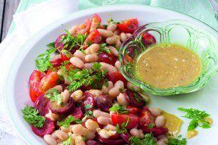 Syté & pestré saláty | Apetitonline.cz