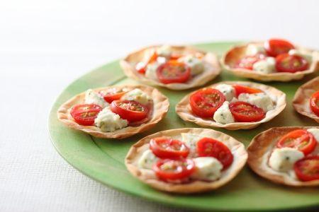 Mini Pizzas Margherita Kiri ®