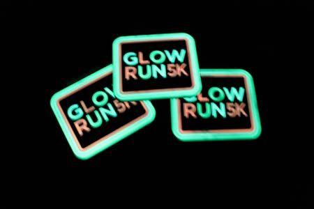 Glow Run 5K - KC Running Company, IM TOTALLY DOING THIS SOMEDAY!!