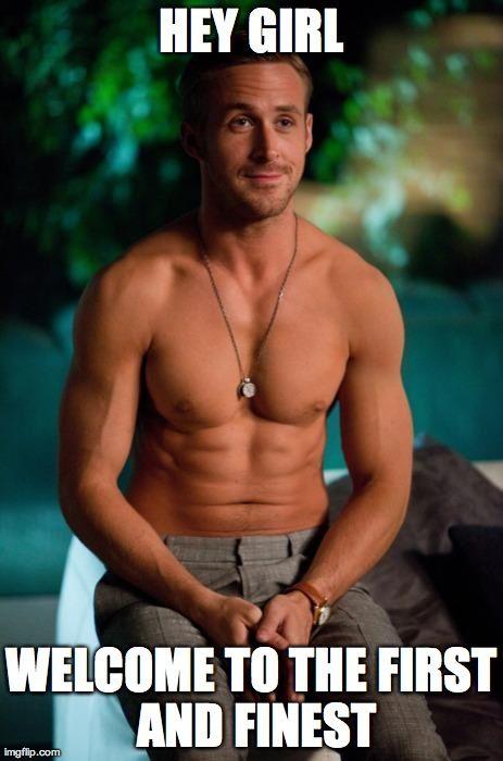 Ryan Gosling wants to go ADPi