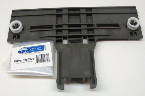W10350376 Whirlpool Kitchenaid Dishwasher Rack Adjuster AP5272176 PS3497383