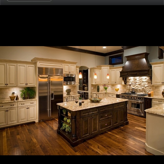 19 best images about kitchens on pinterest big country for The most beautiful kitchen designs