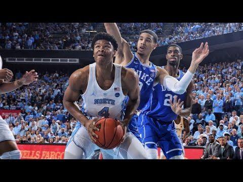 UNC Men's Basketball: Carolina Knocks Off Duke in Regular Season Finale - http://www.truesportsfan.com/unc-mens-basketball-carolina-knocks-off-duke-in-regular-season-finale/