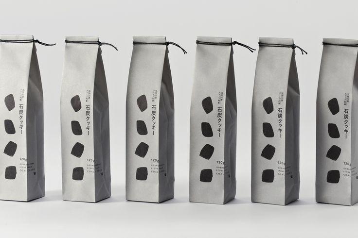 石炭クッキー - Daikoku Design Institute
