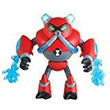 Early Bird Special: Ben 10 Overflow Basic Action Figure  List Price: $14.99  Deal Price: $11.04  You Save: $3.95 (26%)  Ben 10 Overflow Action Figure  Expires Mar 12 2018