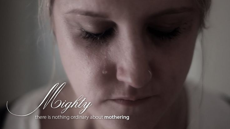 """""""Mother's Day Video: Mighty"""" Moms, when your days are hard, watch this. What we do is work for the Lord."""