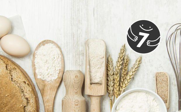 7 Wochen Darmsanierung: Dinkelbrot gehört zu den Hauptmahlzeiten!