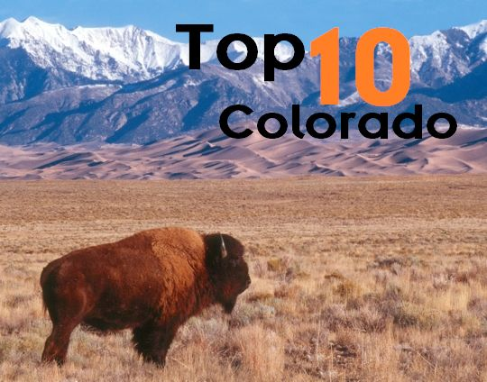 Top 10 things to do with families in Colorado