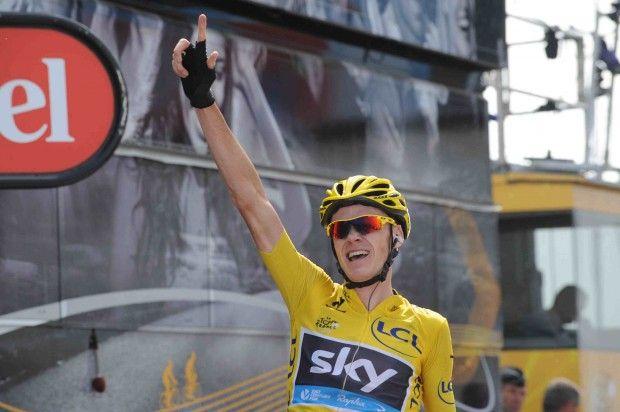 Tour de France 2013, Chris Froome