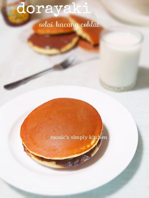 resep dorayaki dengan teflon