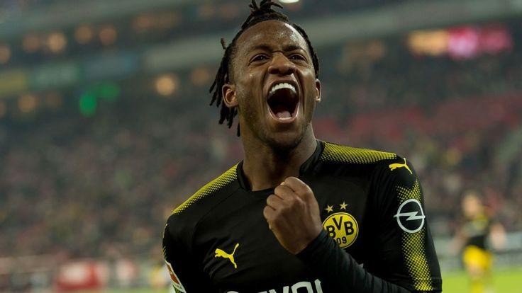 Borussia Dortmund condemn alleged racist chants towards Michy Batshuayi