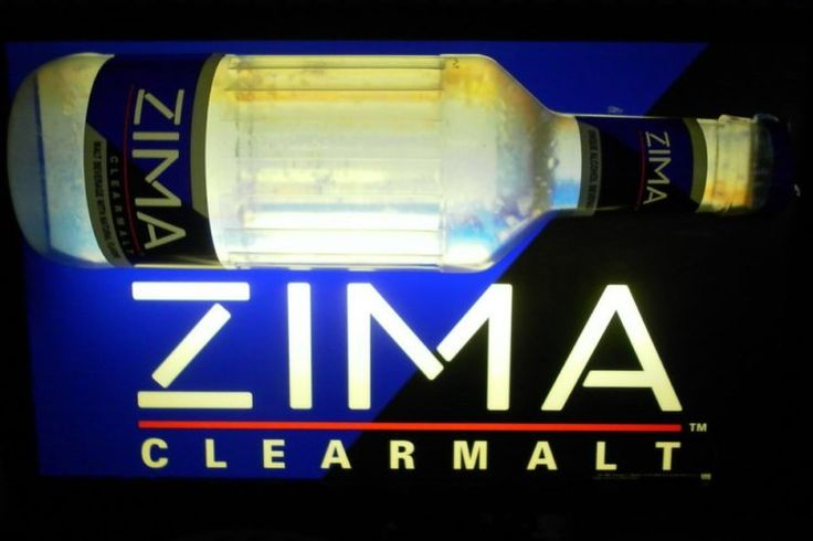 Remember That Totally '90s Drink Zima? Well It's Coming Back