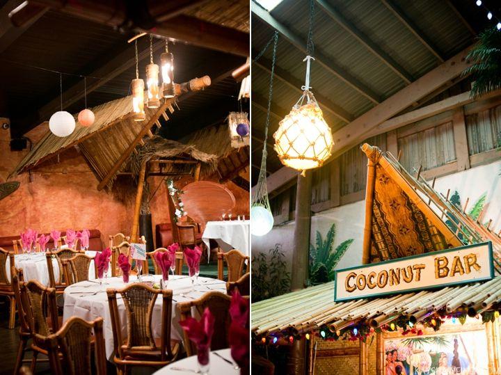 Tiki Hawaiian Inspired Wedding At Don The Beachcomber