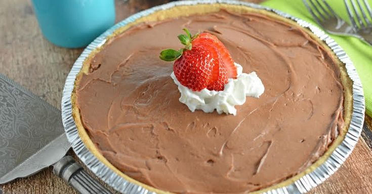 This chocolatey, cream-cheesy goodness is ready in minutes!