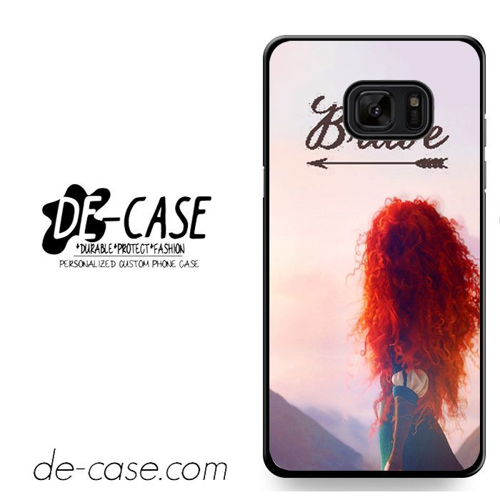 Brave Princess Merida DEAL-2077 Samsung Phonecase Cover For Samsung Galaxy Note 7