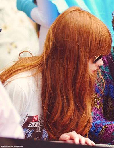 Cor dos cabelos
