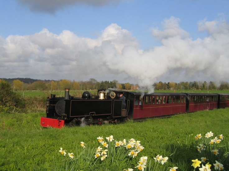 The Bure Valley Railway, Aylesham
