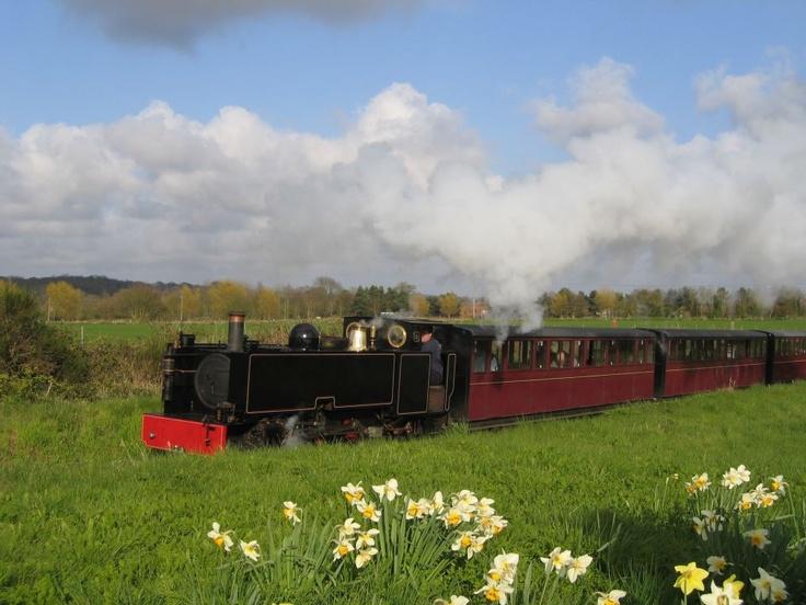 The Bure Valley Railway, Aylesham