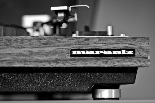 marantz turntable