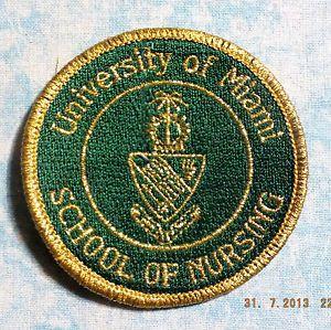 University-of-Miami-School-of-Nursing-patch