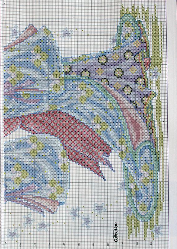 Cross Stitch Collection 186 август 2010. Обсуждение на LiveInternet - Российский Сервис Онлайн-Дневников