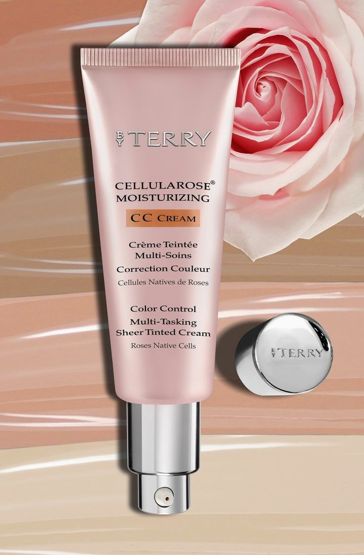 Premiering at Sephora: Cellularose CC Cream, By Terry with native rose cells | The Parisian Eye