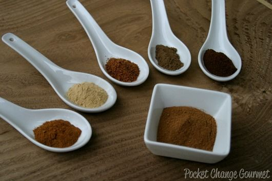 Pumpkin Pie Spice Recipe and 10 uses