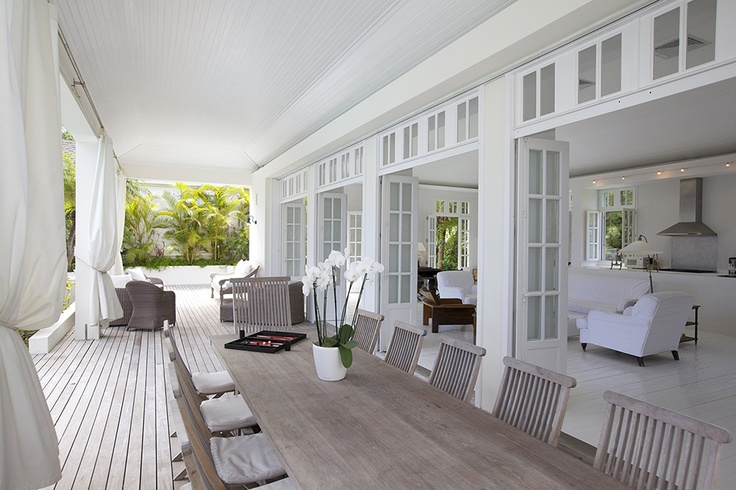 ELA - 4 bedrooms - Sibarth Villa Rental - St Barts
