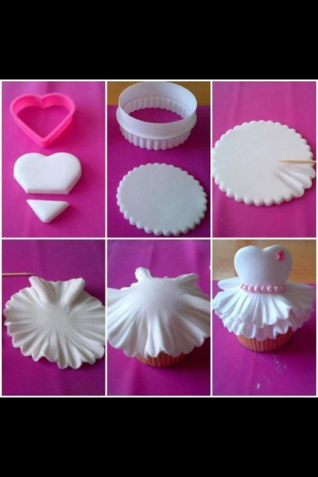 Easy cake decorations