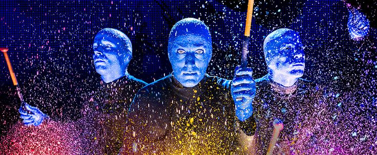 Blue Man Group at Luxor Las Vegas - Show Tickets