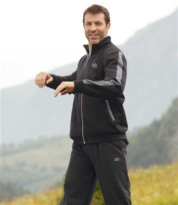 Jogging Molleton Sport Team #noël #idées #cadeaux #atlasformen #avis #discount