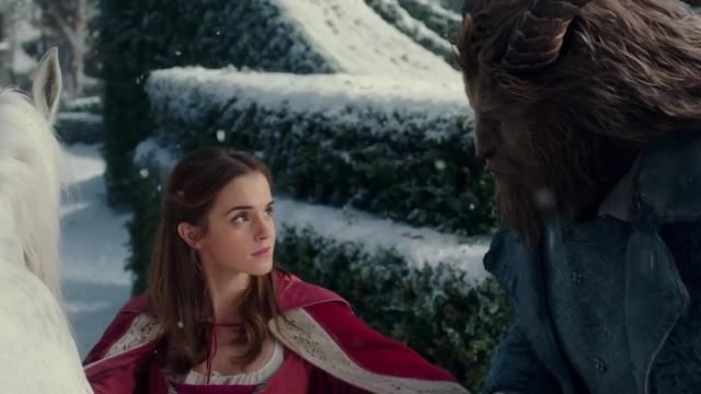 Beauty and the Beast trailer is here: Emma Watson dazzles in Disney's live-action remake.