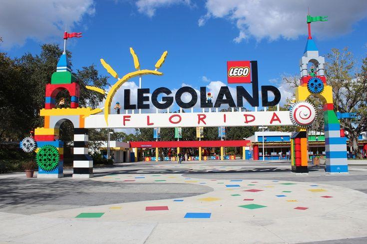 Trip to LEGOland Florida.  A must-go trip!
