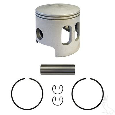 Yamaha G1 Gas Golf Cart Piston and Ring Assembly, +.25mm