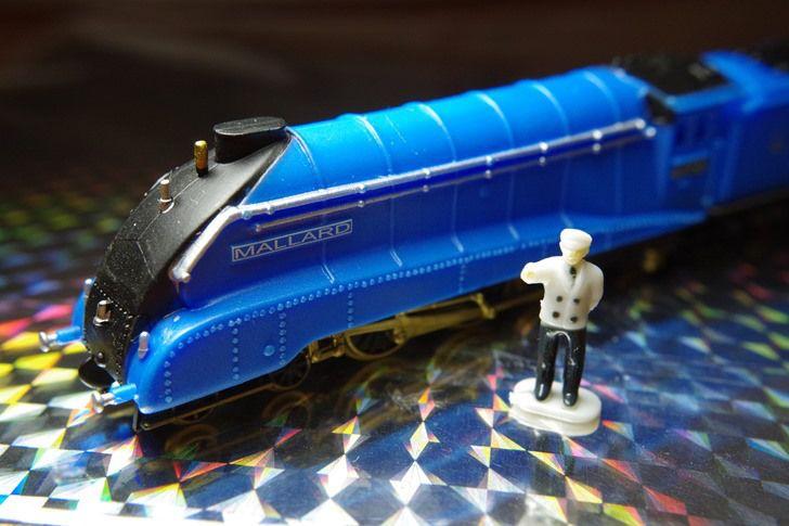 流線型蒸気機関車マラード号